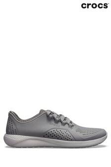 Crocs™ Grey LiteRide Pacer Trainers