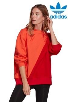 adidas Originals Adicolour Split Sweat Top