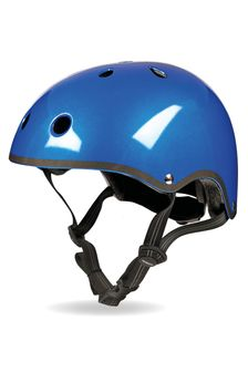 Micro Scooter Blue Safety Helmet