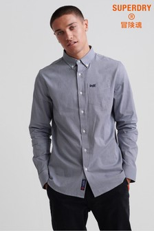 Superdry Classic London Long Sleeved Shirt