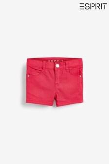 Esprit Pink Denim Shorts