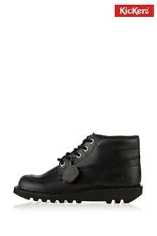 Kickers® Black Kick Hi Boots