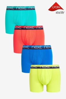 Neon Colour A-Fronts Four Pack