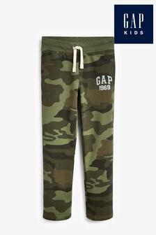 Gap Camo Fleece Pants