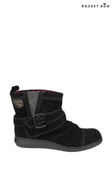 Rocket Dog Black Mint Pull-On Boots