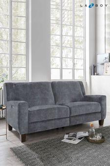 Armour Hazel Large Recliner Sofa by La-Z-Boy