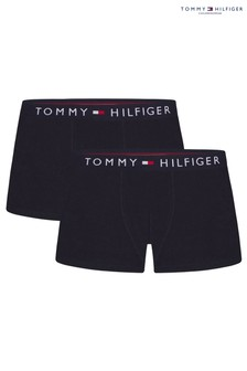 Tommy Hilfiger Blue Trunks 2 Pack