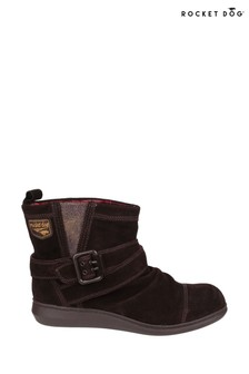 Rocket Dog Brown Mint Pull-On Boots