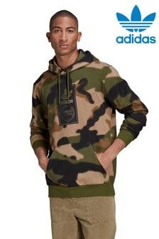 adidas Originals Camo Pullover Hoodie