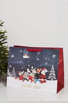 Extra Large Christmas Gift Bag