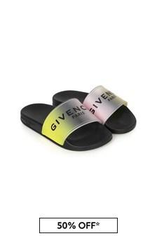 Girls Multicoloured Sandals