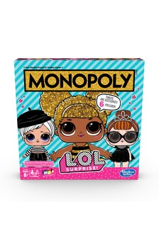 Monopoly Game: L.O.L. Surprise! Edition Board Game