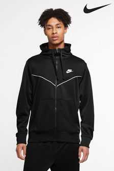 Nike Repeat Zip Through Hoodie