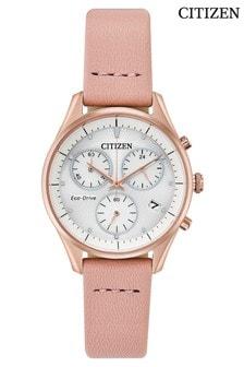 Citizen Eco Drive® Chronograph Strap Watch