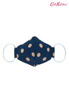 Cath Kidston® Printed Button Spot Face Covering