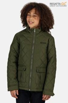 Regatta Green Zion Quilted Jacket