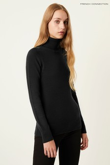 French Connection Black Tunic