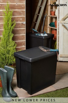 Set of 2 Bam 92L Heavy Duty Recycled Boxes by Wham