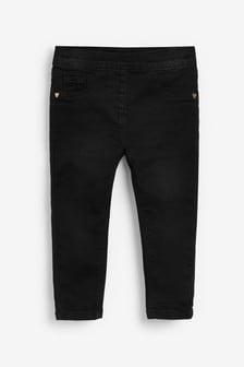Black Jeggings (3mths-7yrs)
