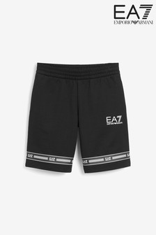 Emporio Armani EA7 Boys Series Jersey Shorts