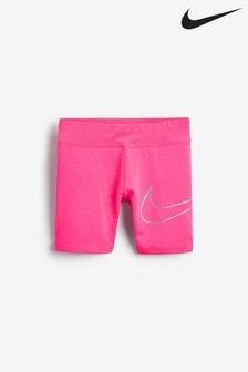 Nike Little Kids Pink Cycling Shorts