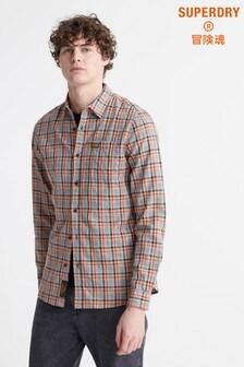 Superdry Workwear Lite Long Sleeve Shirt