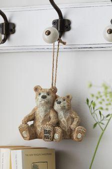 Bear Hugs Hanging Decoration