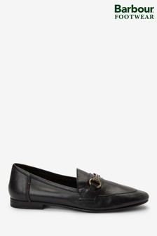 Barbour® Stone Black Loafers
