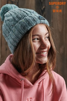 Superdry Gracie Cable Beanie