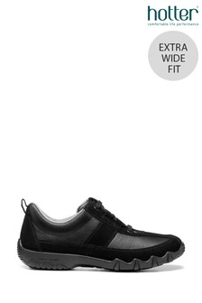 Hotter Leanne II Extra Wide Fit Lace-Up Active Trainers