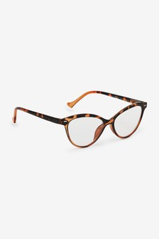 Ready To Wear Cat Eye Reading Glasses