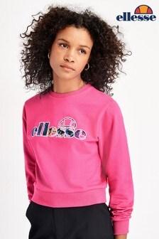 Ellesse™ Merc Cropped Sweatshirt
