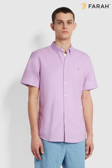 Farah Brewer Short Sleeve Shirt