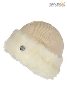 Regatta Cream Luz II Faux Fur Hat