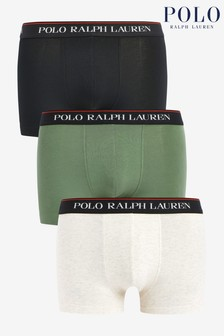 Polo Ralph Lauren Multi Logo Trunks Three Pack