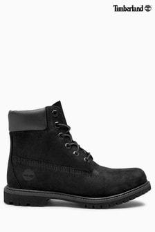 Timberland® Black 6 Inch Premium Icon Boots