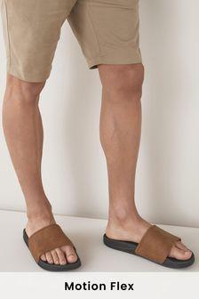 Tan Motion Flex Sliders