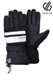 Dare 2b Black Hold On II Waterproof Gloves