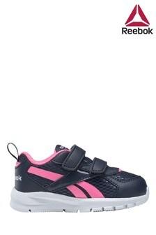 Reebok Navy/Pink Trainers