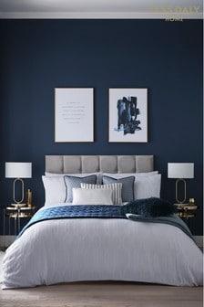 Tess Daly Quartz Duvet Cover and Pillowcase Set