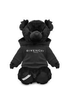 Baby Unisex Black Teddy Bear