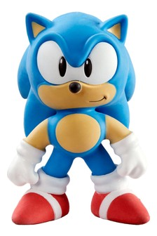 Mini Stretch Sonic The Hedgehog Toy