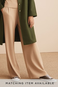 Camel Co-ord Trousers