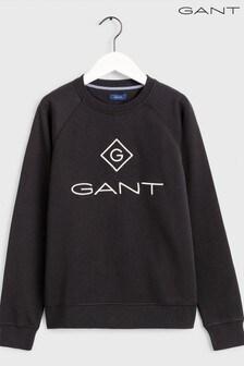 GANT Lock-Up Crew Neck Sweater
