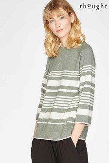 Thought Green Sail La Vie Jumper