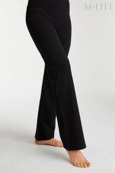 M.Life Yoga Lotus Pant Boot Cut Joggers