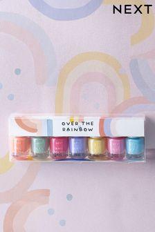 Over The Rainbow Nail Polish Set