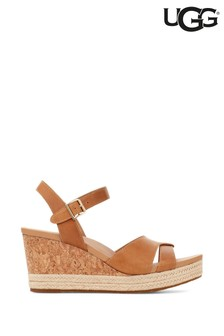 UGG® Cloverdale Wedge Sandals