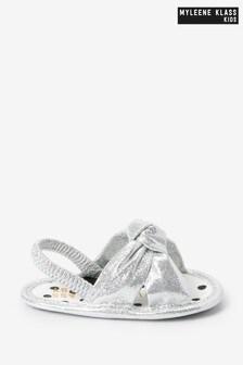 Myleene Klass Baby Knotted Sandals