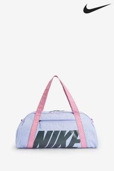 Nike Purple Gym Club Duffle Bag